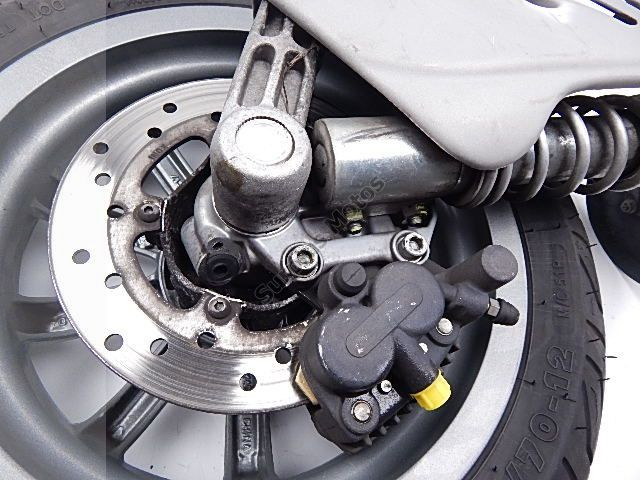 Fourche complete PIAGGIO HEXAGON 125