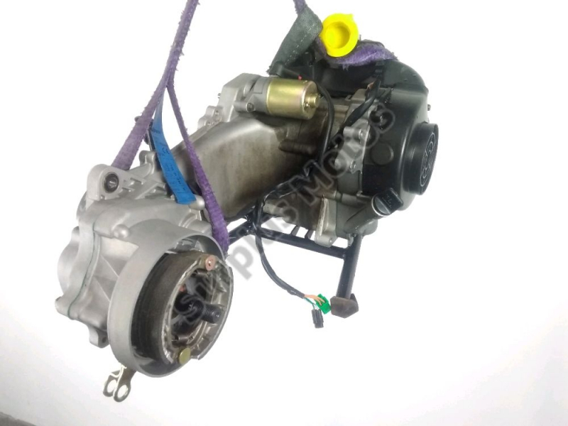 Moteur IMF NEW PACH 50