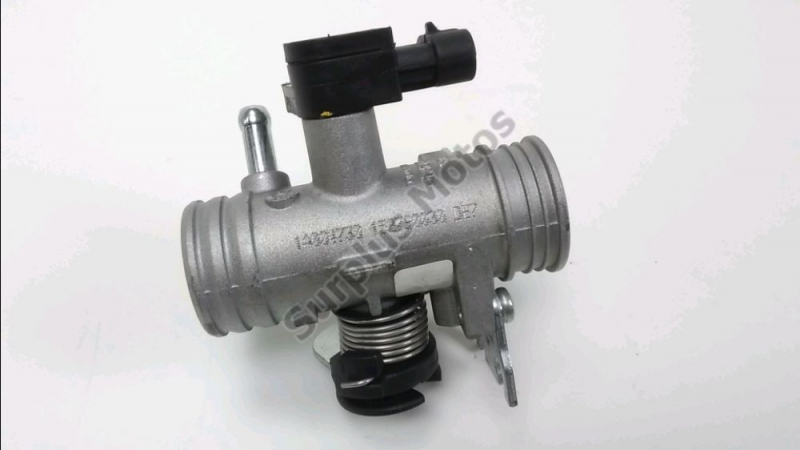 Corps d'injection droit PIAGGIO MEDLEY 125