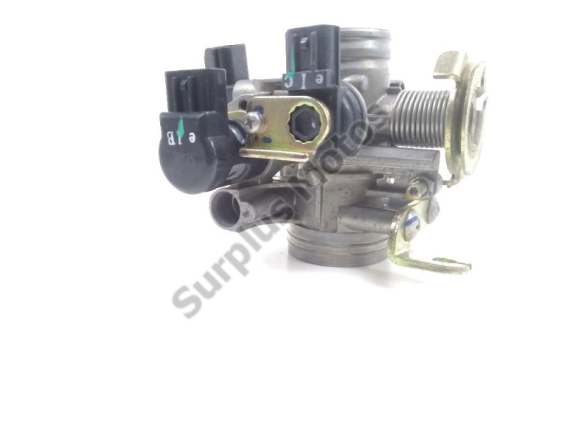 Corps d'injection gauche SYM GTS 125